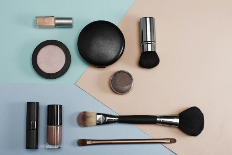 Make up delicato per la pelle