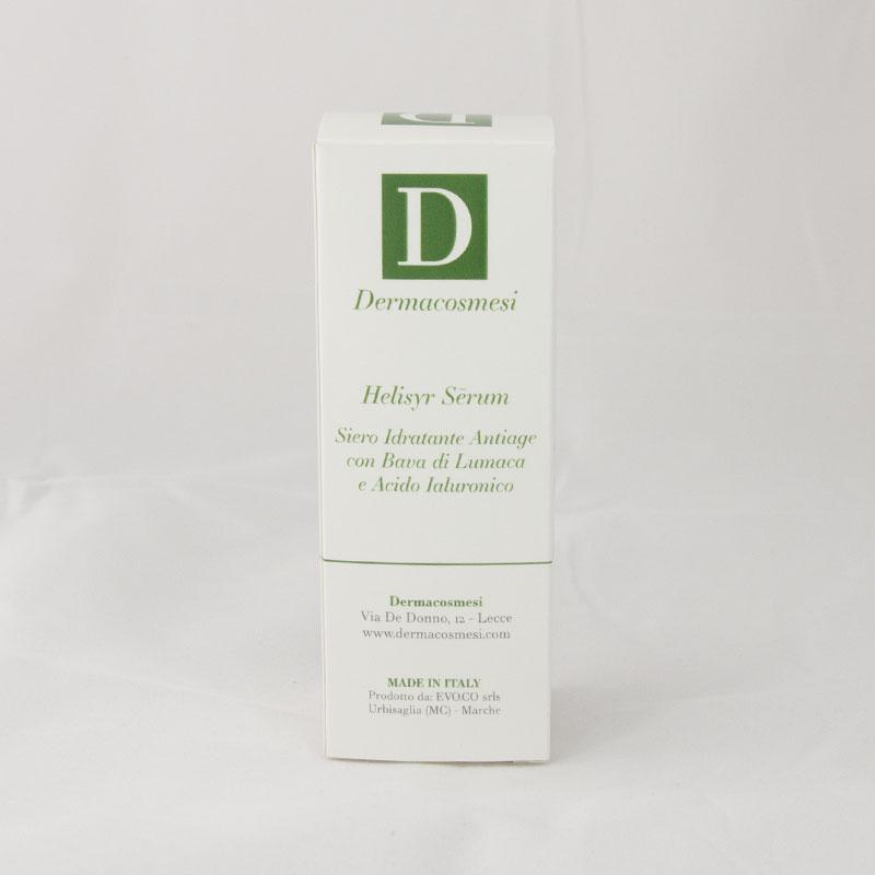 Helysir Serum Siero alla bava di lumaca e acido ialuronico Dermacosmesi
