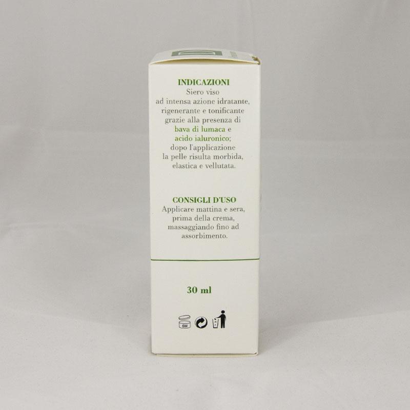Helysir Serum Siero alla bava di lumaca e acido ialuronico Dermacosmesi 03