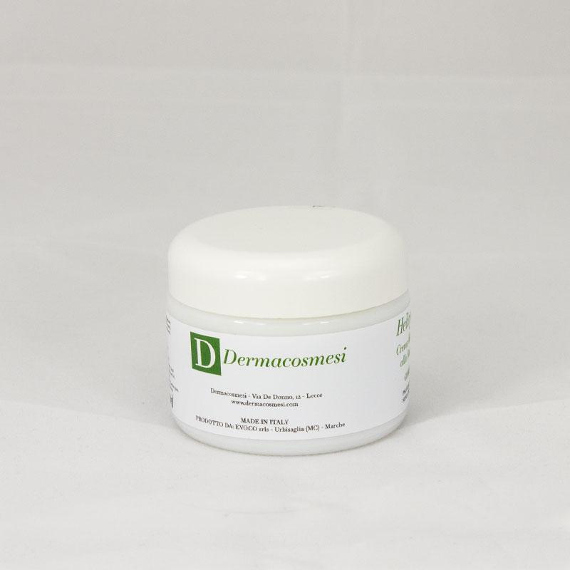 Helisyr Optima Crema Idratante Antiage Giorno e Notte alla Bava di lumaca e Acido Ialuronico prodotto Fronte Dermacosmesi
